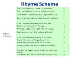rhyme patterns in poetry worksheets the best and most