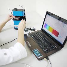 color spectrometer spectrometer relevant testing service uv spectrophotometer