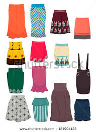 cotton skirts cotton skirt stock images royalty free images vectors