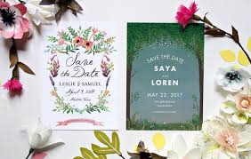 create your own invitations this new line from printable press is fresh as hell a practical