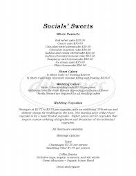 new socials bar and grill menu claremont dineries
