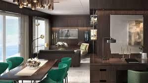 stunning interiors await on ritz carlton u0027s new luxury cruise line