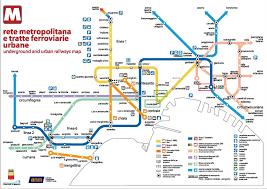 Italy Train Map Travel Information Ieee Ims M U0026n 2017