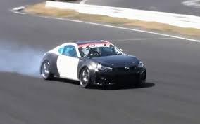 lexus is 250 drift toyota gt 86 hits track with lexus is f 5 0 liter v 8 power