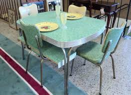 Diner Style Kitchen Table by Dining Tables 50s Style Dining Room Sets 50s Style Dining Table