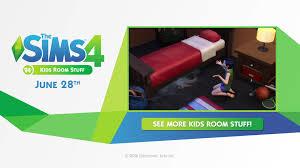 kids room the sims 4 kids room stuff 50 trailer screens simsvip