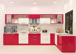 godrej kitchen interiors what is the cost of a modular kitchen quora