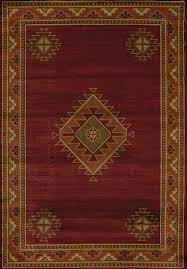 united weavers genesis 530 52834 laramie burgundy area rug