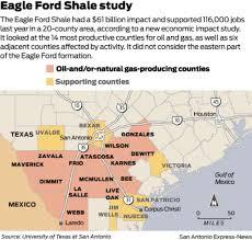 Uvalde Texas Map 61 Billion Payoff From Eagle Ford San Antonio Express News