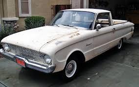 1960 Ford Falcon Interior Low Mileage Parts Hauler 1960 Ford Ranchero