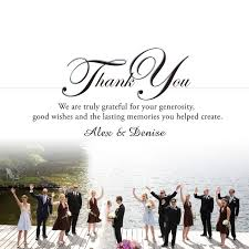 22 best wedding thank you notes images on notes thank