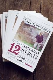 Invitation Cards To Print Best 25 Graduation Invitations Ideas Only On Pinterest