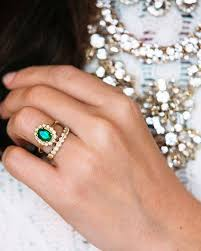 colored wedding rings images Colored stone wedding bands 1 best 25 colored engagement rings jpg