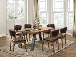 mercury row hydrus dining table u0026 reviews wayfair