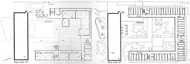 Villa Savoye Floor Plan by La Tourette Le Corbusier Floor Plans Pinterest Le Corbusier