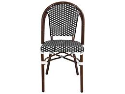 Sc Patio Furniture by Source Outdoor Furniture Paris Aluminum Dining Side Chair Sc
