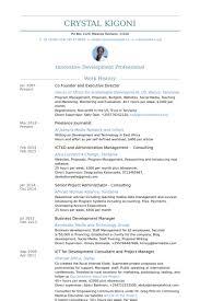 co founder resume samples visualcv resume samples database