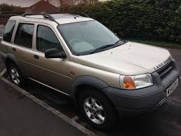 2000 land rover freelander xei s wagon gold in highbridge