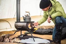 poele à bois pour cuisiner poêle à bois portable chauffe tentes yourtes et minuscules maisons