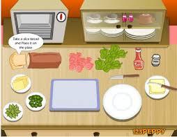 jeux de fille de cuisine de jeu de cuisine de fille