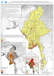 Map Burma Maps Myanmar Ithaca