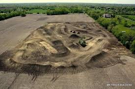 Motocross Track Something We Plan To Build In Our Home One Day - Backyard motocross track designs