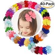 baby hair accessories hair bows