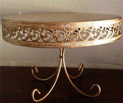 gold cake stands kitos cakes cake stand rentals