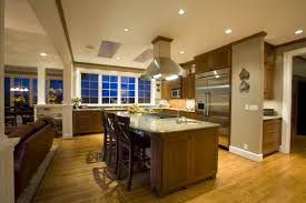 Kitchen And Living Room Beauteous Small Kitchen Living Room Design - Living room and kitchen design