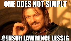 Lawrence Meme - one does not simply meme imgflip