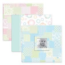 baby scrapbook album baby photo albums memory books scrapbook albums bed bath beyond