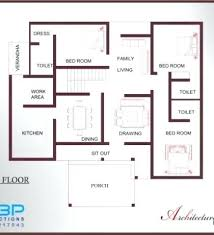 single house plan glamorous single floor 3 bhk house plans pictures best