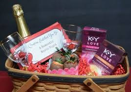 date basket create a themed basket and a date in