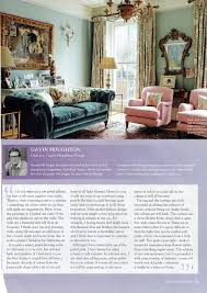 English Home Design Magazines Gavin Houghton Interior Design