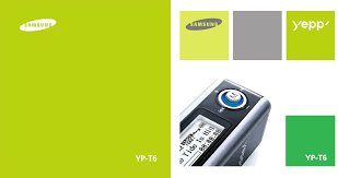 samsung mp3 player yp t6 pdf user u0027s manual free download u0026 preview