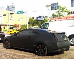 matte black cadillac cts v matte black cadillac cts v miami cars on the