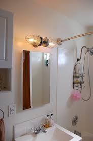 Industrial Bathroom Vanity Lighting Alluring Bathroom Industrial Looking Light Fixtures Lighting