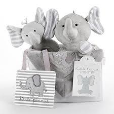 baby gift sets peanut elephant 5 gift set baby aspen