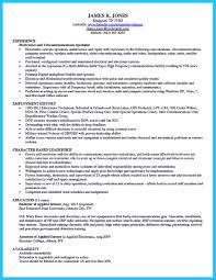 Electro Mechanical Technician Resume Sample Limited Scope X Ray Technician Resume Contegri Com