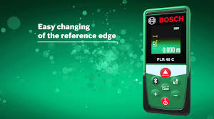 how to calculate area and volume u2014with the bosch laser measure plr