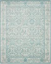 Safavieh Light Blue Rug Amazing Deal Safavieh Evoke Collection Evk242c Vintage Ivory And