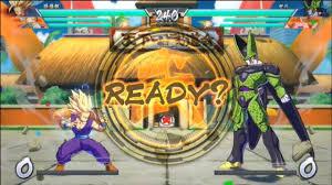 dragon ball dragon ball fighterz demo gameplay 1 vegeta gohan frieza vs
