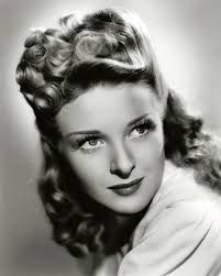 lana turner hair styles evelyn ankers the wolfman 1941 hollywood golden age 1900