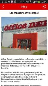 office depot fournitures de bureau office depot ce magasins apk free productivity app for