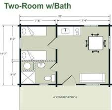 Katrina Cottages Floor Plans Katrina Cottage Floor Plans Plans Not To Scale Drawings Are