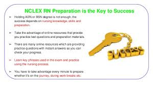 nclex rn preparation and practice tips