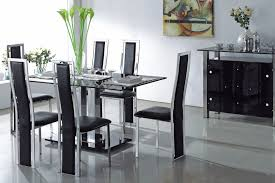 black glass dining room table dining room luxury glass dining room sets glass dining table set