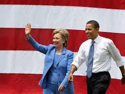 barack obama suggests hillary clinton didn u0027t work as hard on