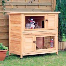Rabbit Hutch Indoor Large Rabbit Hutches For Outdoor Indoor Cages Breeding Hutch Large Wood