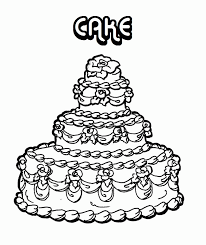 cakes coloring pages 65 free printable coloring pages coloring